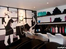 A Celebration of Pop Art at Bonce Hair Salon