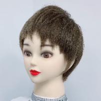 个性多变造型短发(共1集)