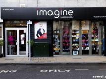 Colour Sensation at Imagine Hairdressing