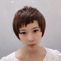 个性立体刘海潮短发(共1集)