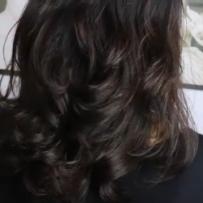 焦发还原自然吹干成型(共1集)