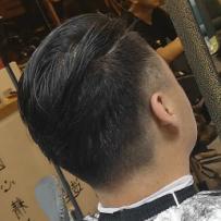 阿力男发侧背头(共1集)